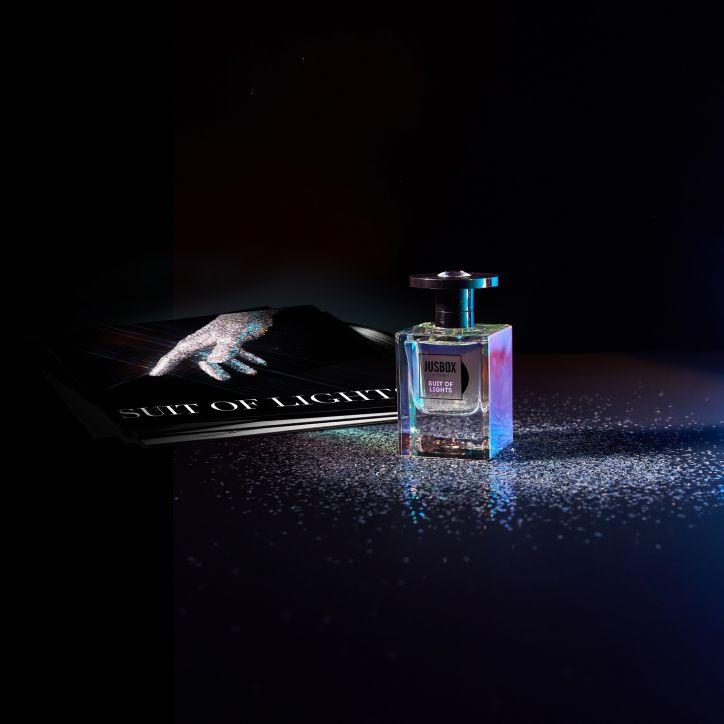 Jusbox Perfumes Suit Of Lights 3 | kvapusis vanduo (EDP) | 78 ml | Crème de la Crème