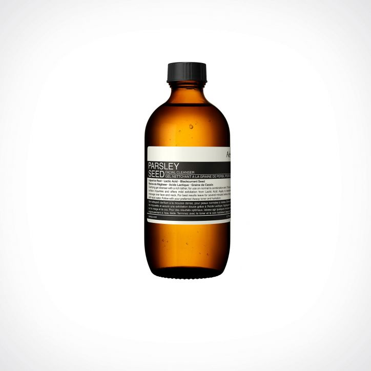 Aesop Parsley Seed Facial Cleanser | 200 ml | Crème de la Crème