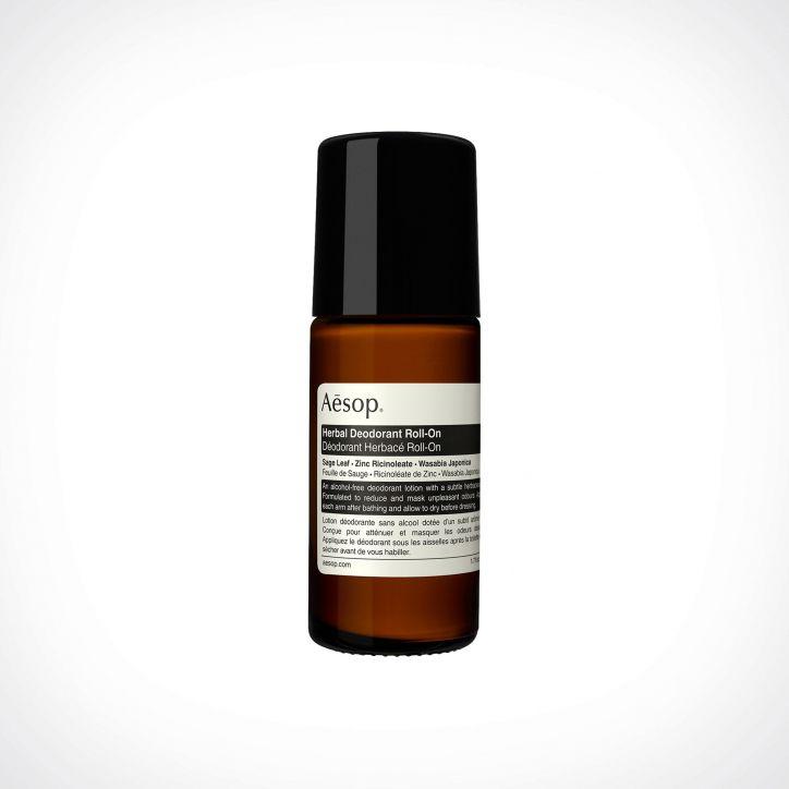 Aesop Herbal Deodorant Roll-On | rutulinis dezodorantas | 50 ml | Crème de la Crème