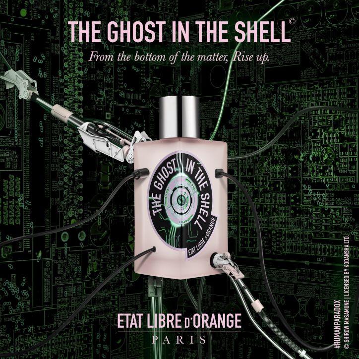 Etat libre d'Orange The Ghost In The Shell 3 | kvapusis vanduo (EDP) | 100 ml | Crème de la Crème