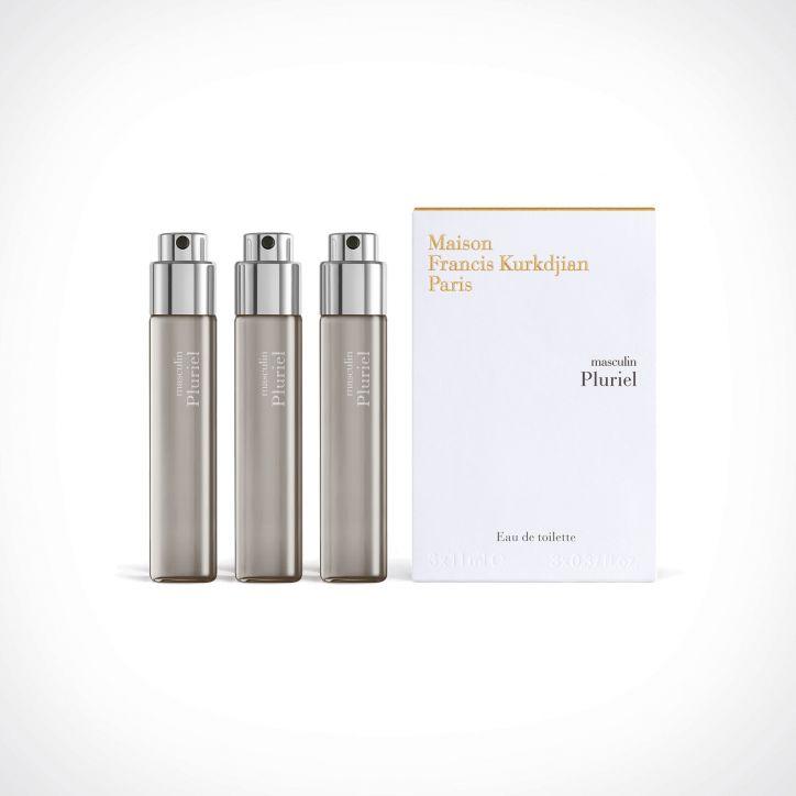 Maison Francis Kurkdjian Masculin Pluriel Refills 2   kelioninis rinkinys   3 x 11 ml   Crème de la Crème