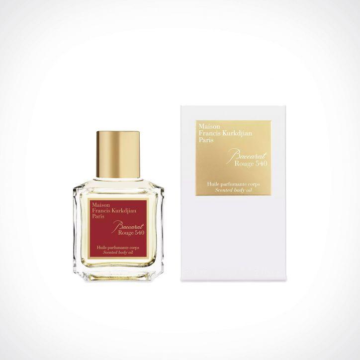 Maison Francis Kurkdjian Baccarat Rouge 540 Body Oil 2 | kūno aliejus | 70 ml | Crème de la Crème