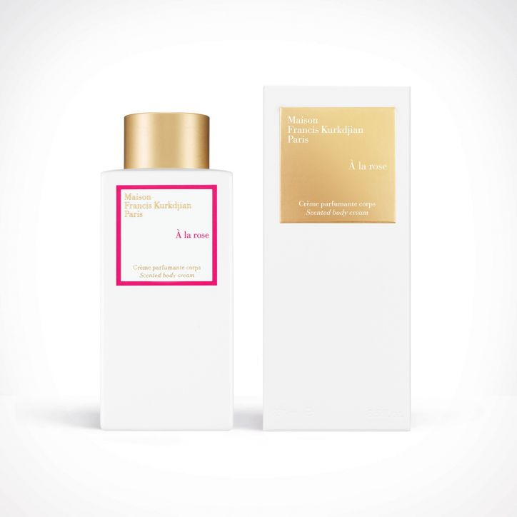 Maison Francis Kurkdjian À La Rose Body Cream 2   kūno kremas   250 ml   Crème de la Crème