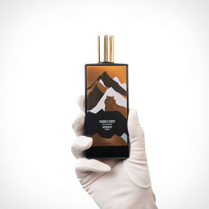 Memo Paris Tiger's Nest | kvapusis vanduo (EDP) | 75 ml | Crème de la Crème