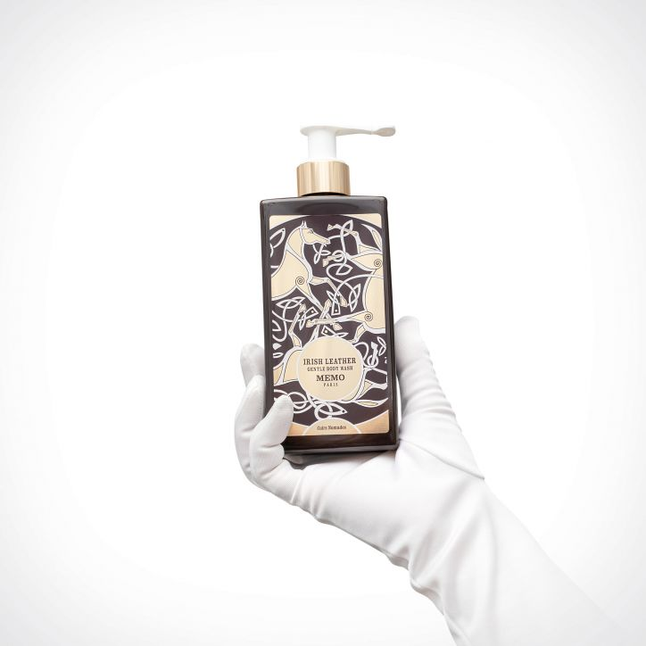 Memo Paris Irish Leather Body Wash | kūno prausiklis | 250 ml | Crème de la Crème