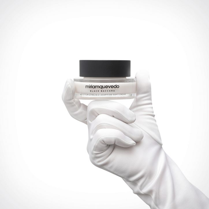 Miriam Quevedo Black Baccara Moisturising Bio Adaptive Soft Cream | 60 ml | Crème de la Crème