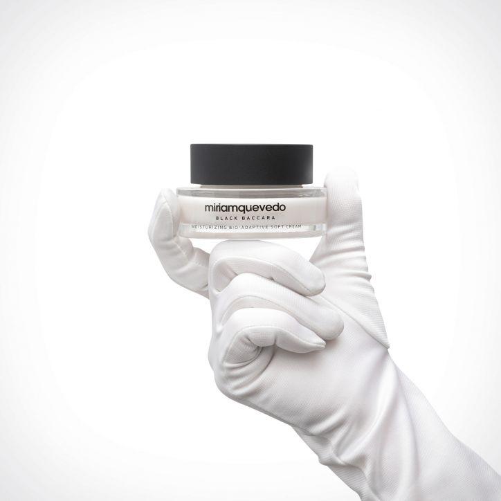 Miriam Quevedo Black Baccara Moisturizing Bio-Adaptive Soft Cream | 60 ml | Crème de la Crème