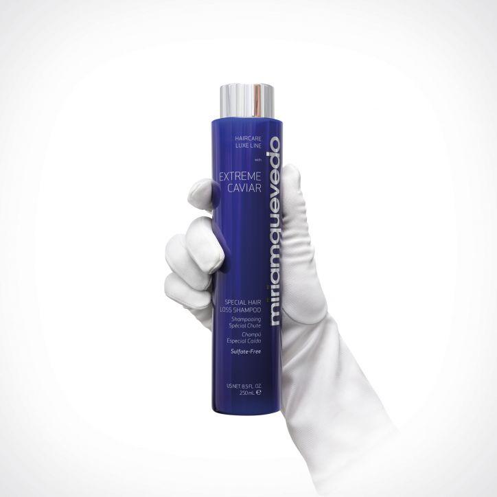 Miriam Quevedo Extreme Caviar Special Hair Loss Shampoo Sulfate Free | 250 ml | Crème de la Crème