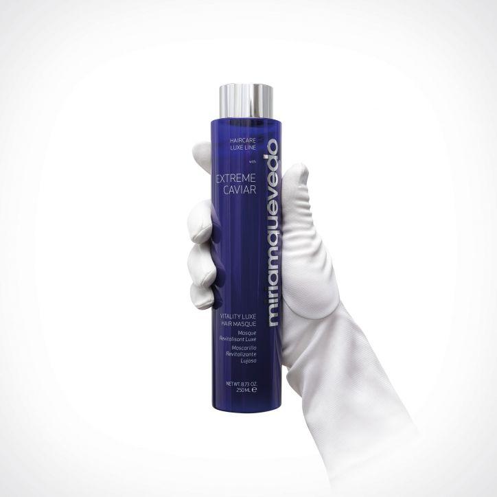 Miriam Quevedo Extreme Caviar Vitality luxe hair masque | plaukų kaukė | 250 ml | Crème de la Crème