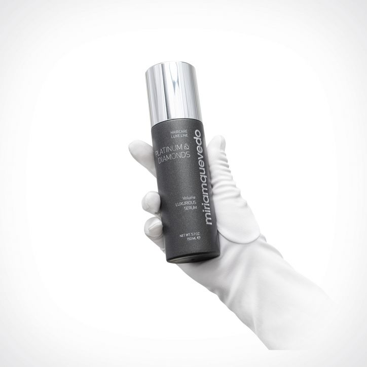 Miriam Quevedo Platinum & Diamonds Luxurious Serum | serumas | 150 ml | Crème de la Crème