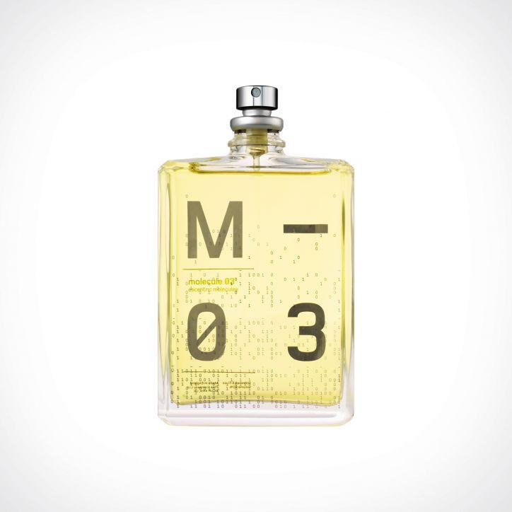 Escentric Molecules Molecule 03 | tualetinis vanduo (EDT) | 100 ml | Crème de la Crème